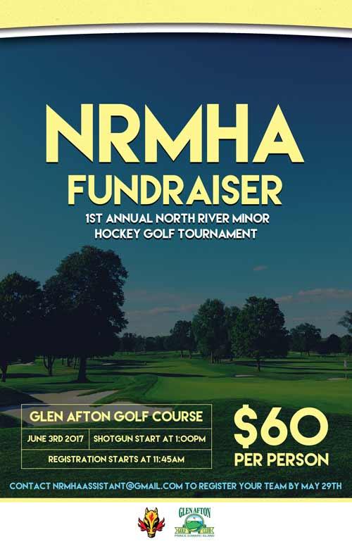 NRMHA Fundraiser - Golf Tournament