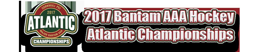 2017 Bantam AAA Atlantic Championships logo