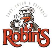 Robin's Donuts logo