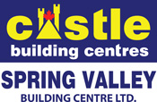 Spring Valley Building Centre logo