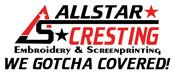 Allstar Cresting logo