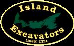 Island Excavators logo