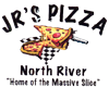 JR's Pizza logo