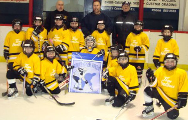 Novice A Penguins