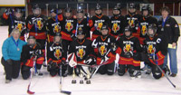 NRMHA Girls Midget A Team