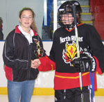 Bluenose Top Defenseman