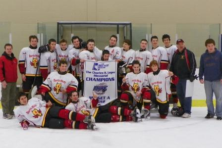 Midget AA West Masonry Flames - 2012 Charles H. Leger Memorial Tournament Champions
