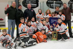2012-13 Novice A Tim Hortons Flyers