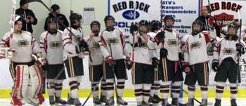 2014-15 Midget AAA Mid-Isle Matrix Graduating Players