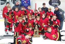 2014-15 Atom AA Bulk Carriers Flames