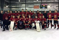 2015-16 Midget AA West Masonry Flames