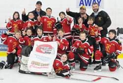 2015-16 Atom A Chargers