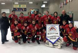 2015-16 Bantam A Team 1