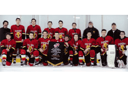 2015-16 Midget A West Masonry Flames