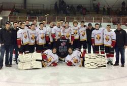 2017-18 Midget AA West Masonry Flames