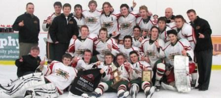 Midget AAA Matrix - 2012 Spud Tournament Champions