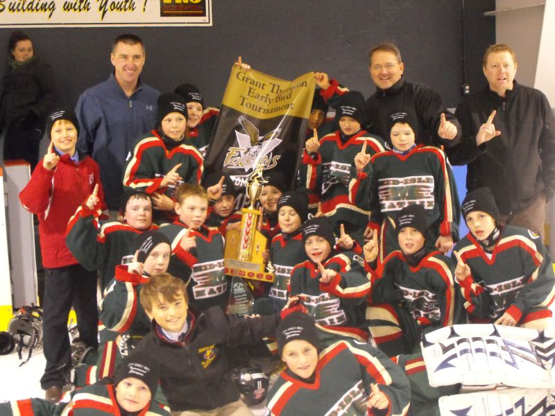 Mid-Isle Matrix Atom AAA - 2011 Sherwood Early Bird Champions
