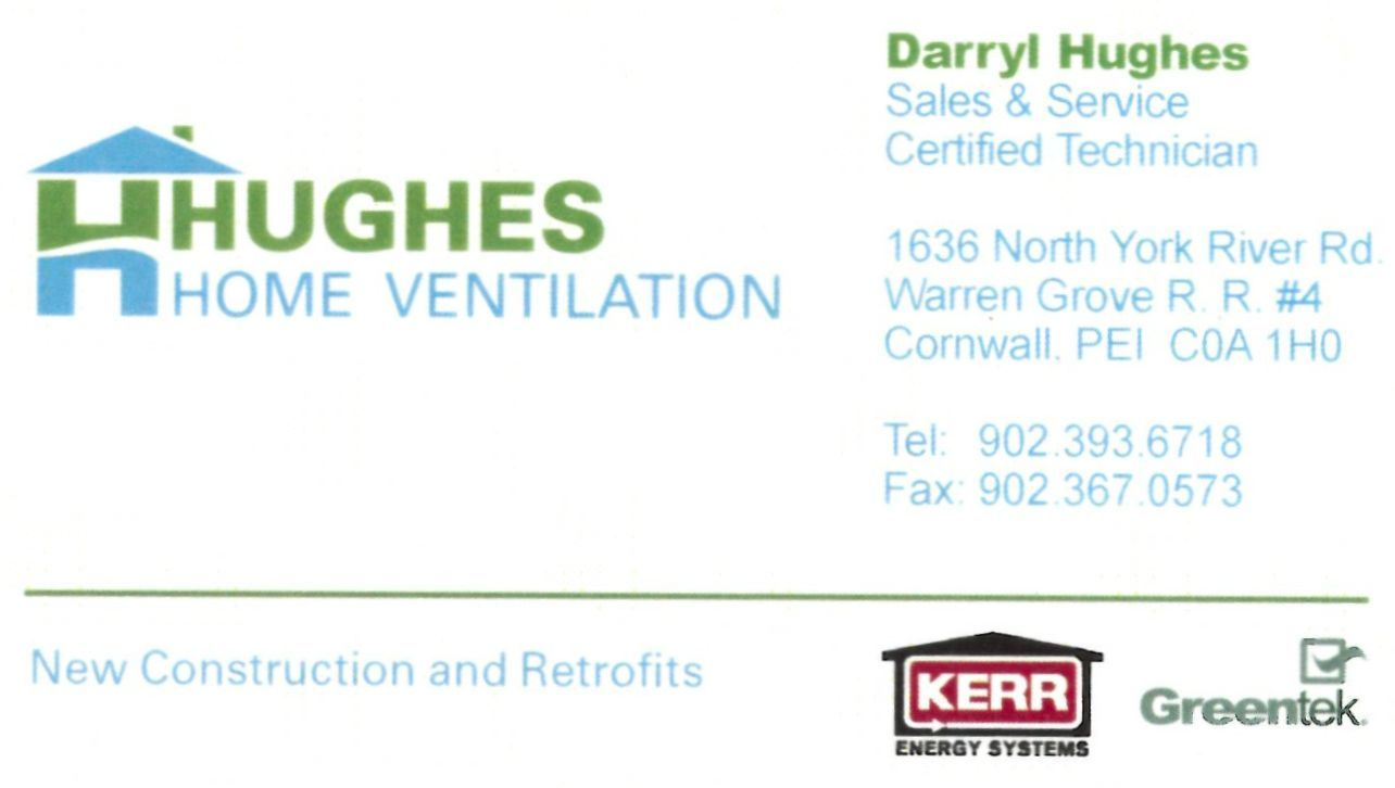 Hughes Home Ventilation